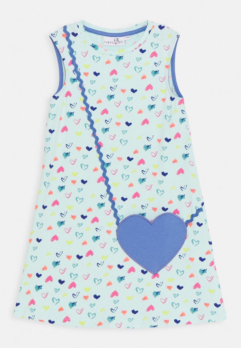happy girls - Žerzejové šaty - ice blue
