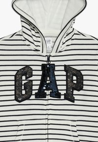 GAP - GIRLS ACTIVE LOGO - Zip-up hoodie - navy - 4