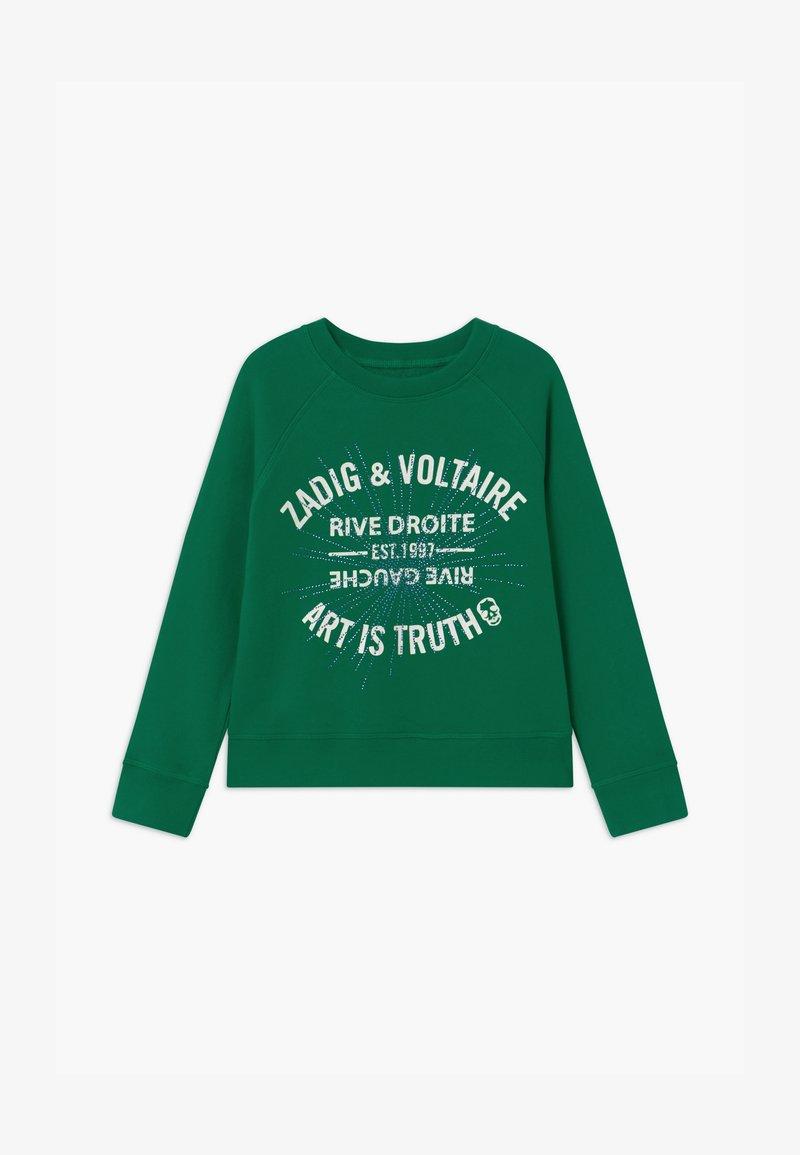 Zadig & Voltaire - Sweatshirt - dark green