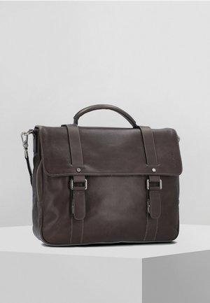 BUDDY - Briefcase - grey