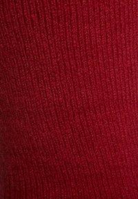 Falke - COSYSHOE - Socks - rot - 1