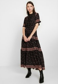 Free People - RARE FEELING - Maxi šaty - black - 0