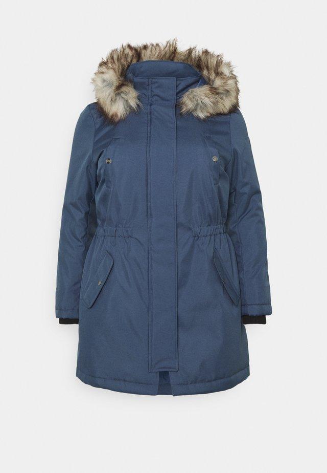 CARIRENA COAT - Płaszcz zimowy - vintage indigo