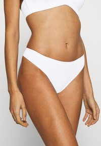 Lindex - CARIN THONG 3 PACK - String - white - 1