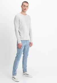 REVOLUTION - Jumper - light grey - 1
