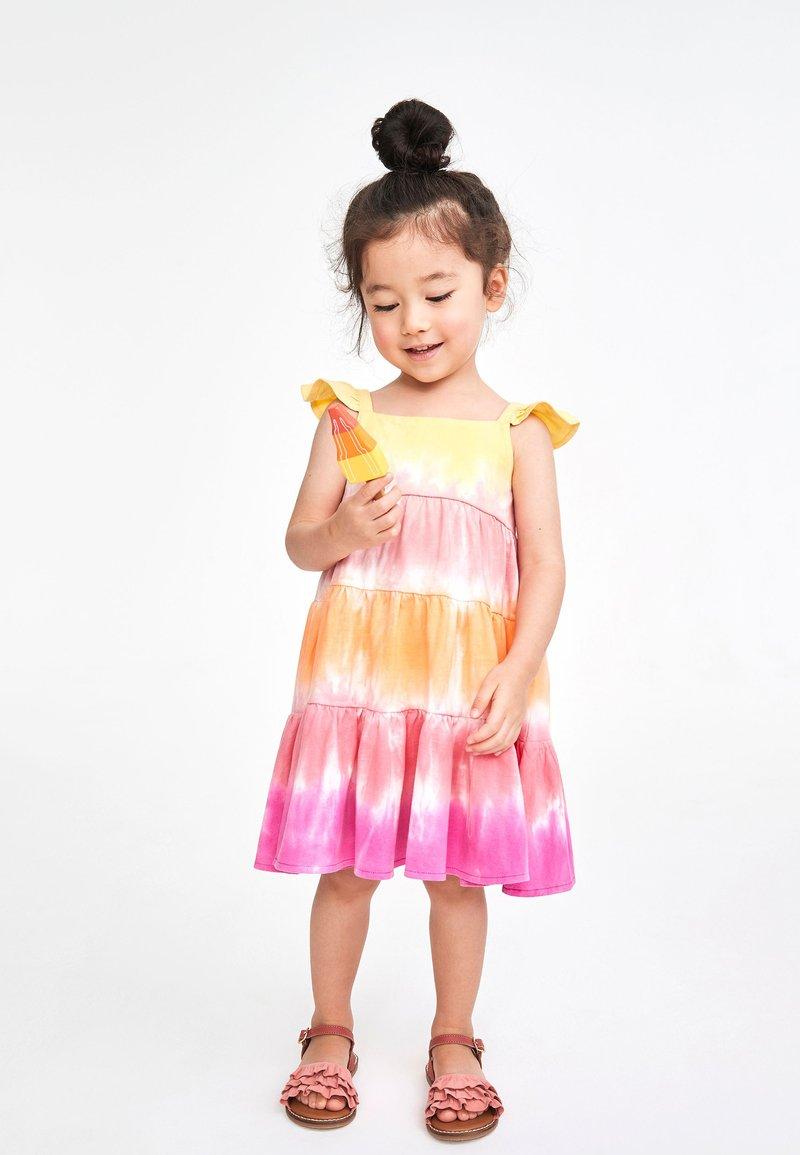 Next - Day dress - multi coloured