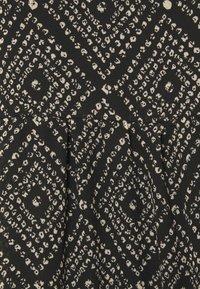 ONLY - ONLNINA MIDI DRESS - Day dress - black/graphic - 6