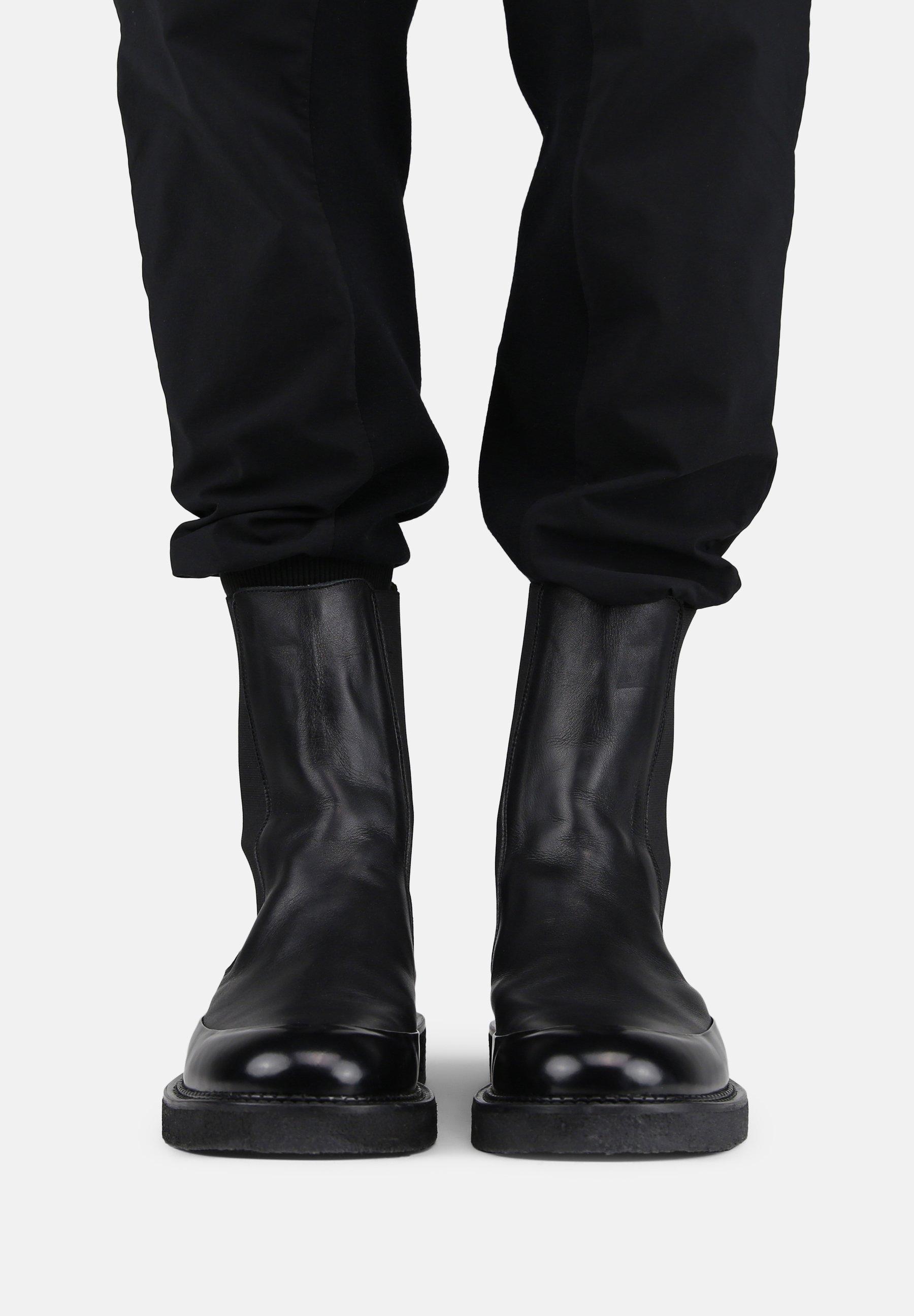 Homme TEDIQ CREPE CHELSEA  - Bottes en caoutchouc