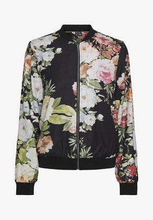 VMREANA  - Bomber Jacket - black