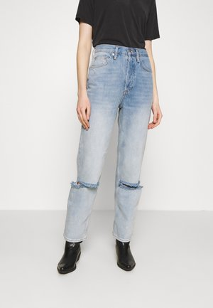 LOW RIP PARALLEL - Relaxed fit jeans - bleach