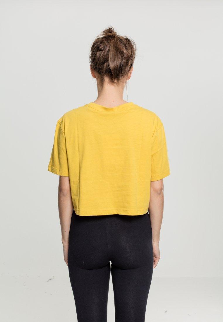 Urban Classics - Basic T-shirt - honey