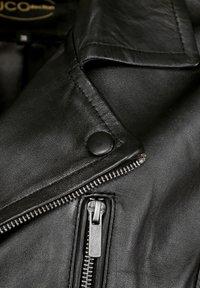 JCC - Short coat - black - 3