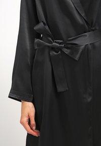 La Perla - VESTAGLIA CORTA - Dressing gown - nero - 5