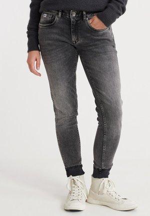 CASSIE  - Jeans Skinny Fit - grey