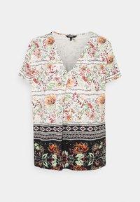 Desigual - CRACOVIA - Print T-shirt - white - 0