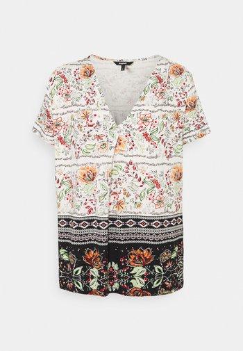 CRACOVIA - Print T-shirt - white