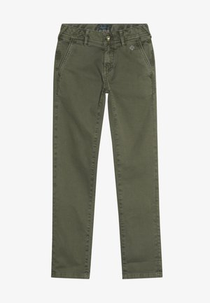 SANAIRO - Chinos - light army green