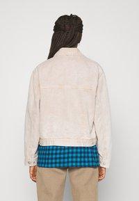 Carhartt WIP - SONORA JACKET - Denim jacket - dusty brown - 2