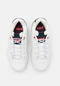Levi's® - SOHO - Sneakers laag - white/navy/red - 3