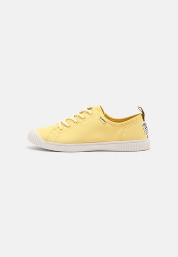 EASY LACE - Sneakers basse - gold finch