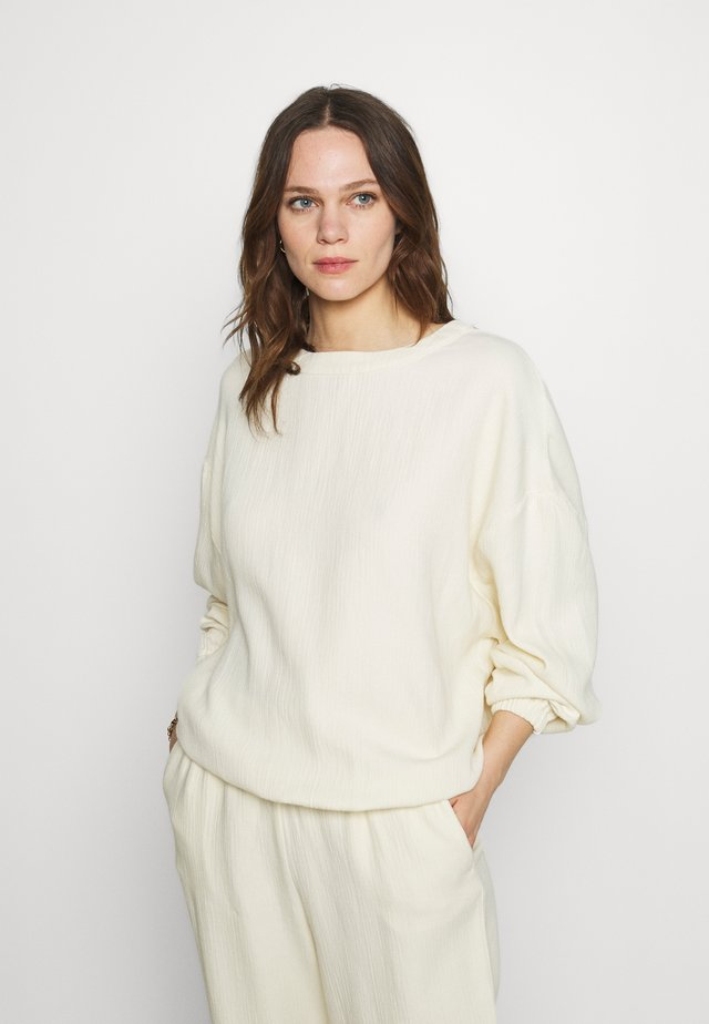 KYOBAY - Sweater - naturel