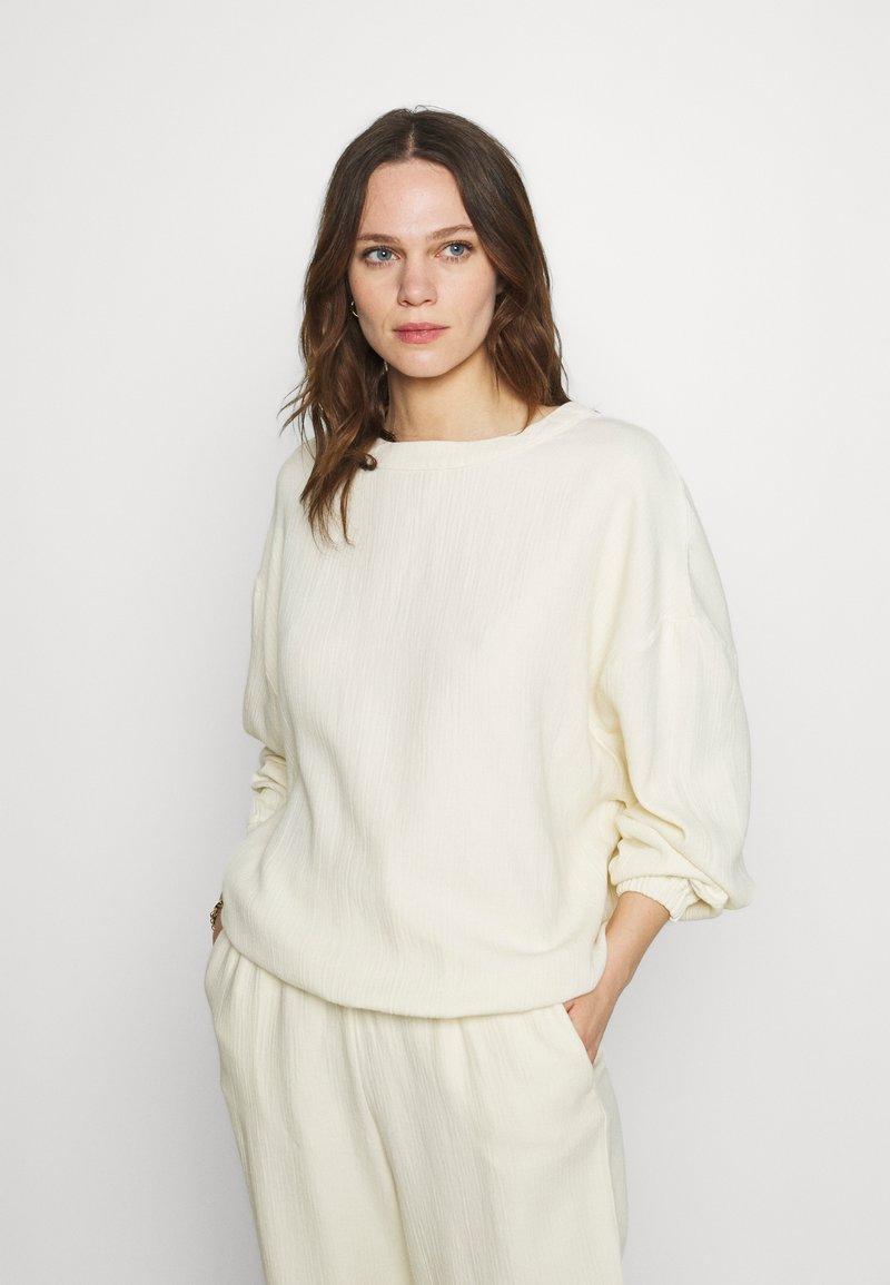 American Vintage - KYOBAY - Sweatshirt - naturel