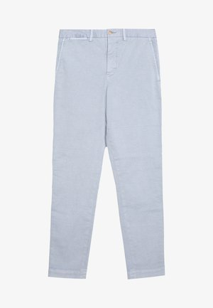 SLIM LEG PANT - Chinosy - estate blue