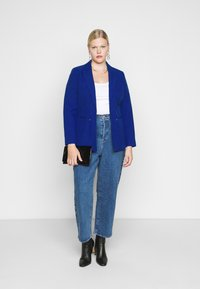 CAPSULE by Simply Be - ESSENTIAL FASHION - Blazer - ink blue - 1