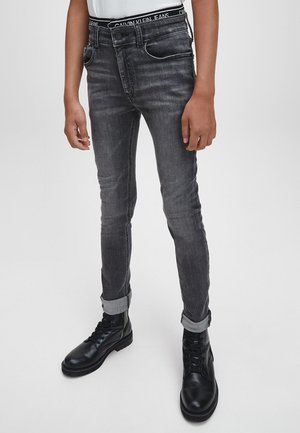 Jeans Skinny Fit - infinite elas grey stretch