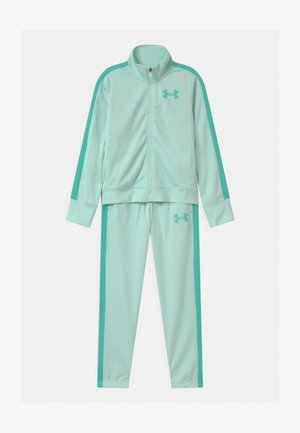 SET UNISEX - Tracksuit - seaglass blue