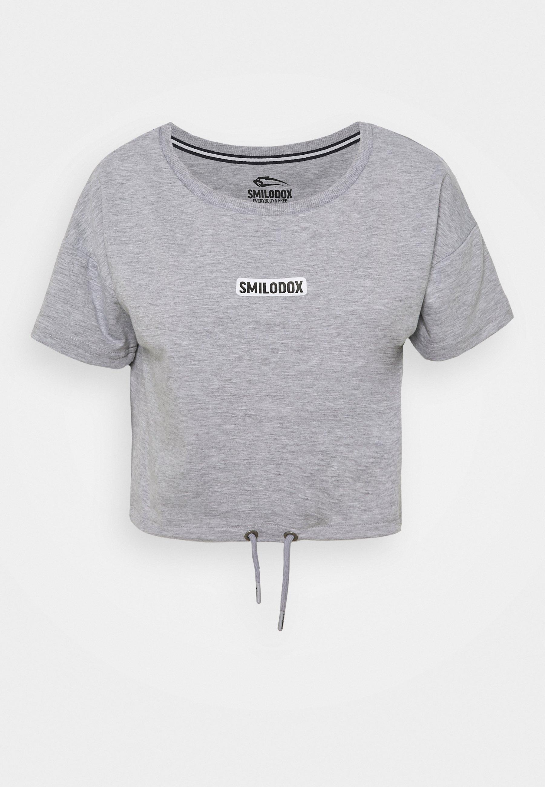 Femme CROPPED FANCY - T-shirt basique