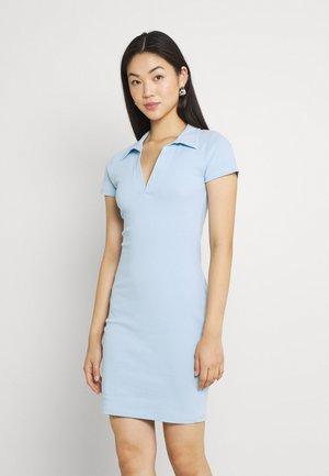 TENNIS DRESS - Korte jurk - light blue