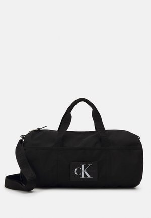 BARREL - Weekend bag - black