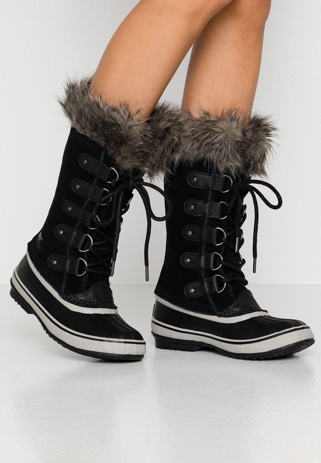 JOAN OF ARCTIC - Snowboots  - black/quarry