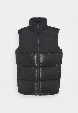 REGEN VEST - Waistcoat - black
