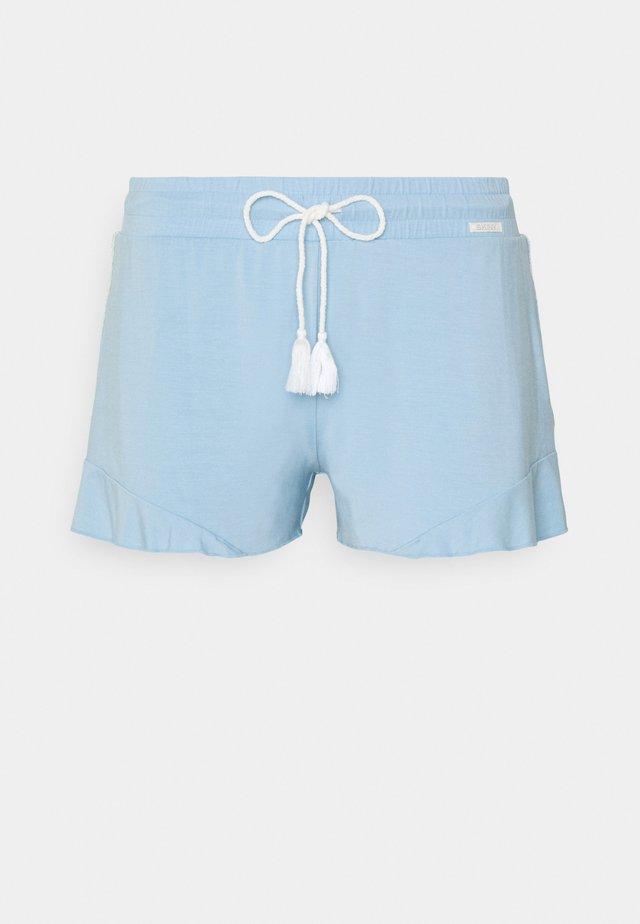 DAMEN FESTIVAL VIBE SLEEP - Bas de pyjama - sky blue