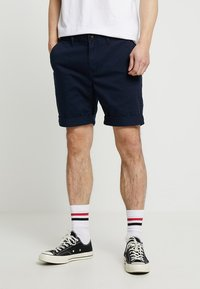 Tommy Jeans - ESSENTIAL - Shorts - blue - 0