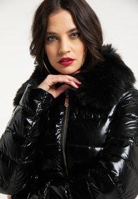 faina - Winter jacket - schwarz - 3
