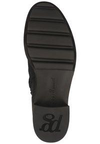 Paul Green - Classic ankle boots - blau 027 - 4