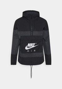 Nike Sportswear - AIR ANORAK - Vindjacka - black/anthracite/white - 0