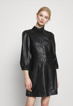 ONLALLY DRESS  - Shirt dress - black