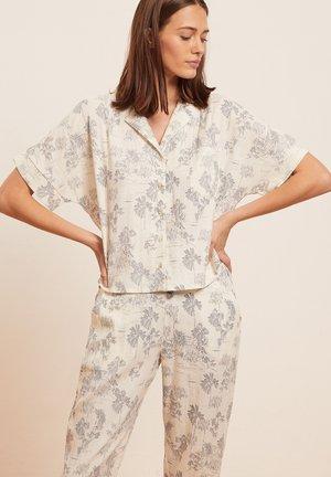 ALLY - Pyjama top - bleu marine