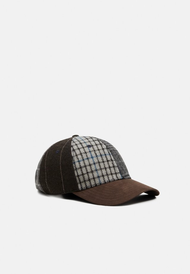 PATCHWORK - Casquette - grey/multi