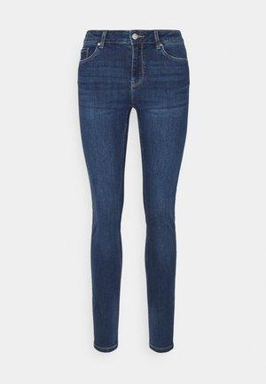 VMSEVEN PUSH UP - Jeans Skinny Fit - medium blue denim