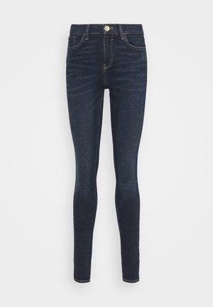 Straight leg jeans - dark auth
