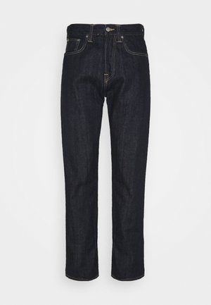 ED-45 LOOSE TAPERED - Relaxed fit jeans - dark-blue denim