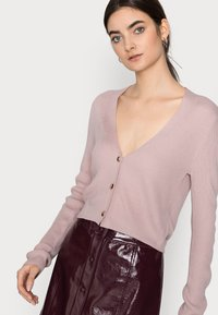 Missguided Tall - CROP - Cardigan - pink - 3