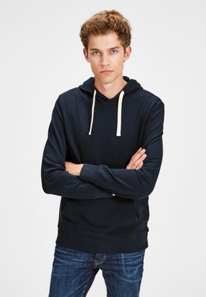 Jersey con capucha - navy blazer