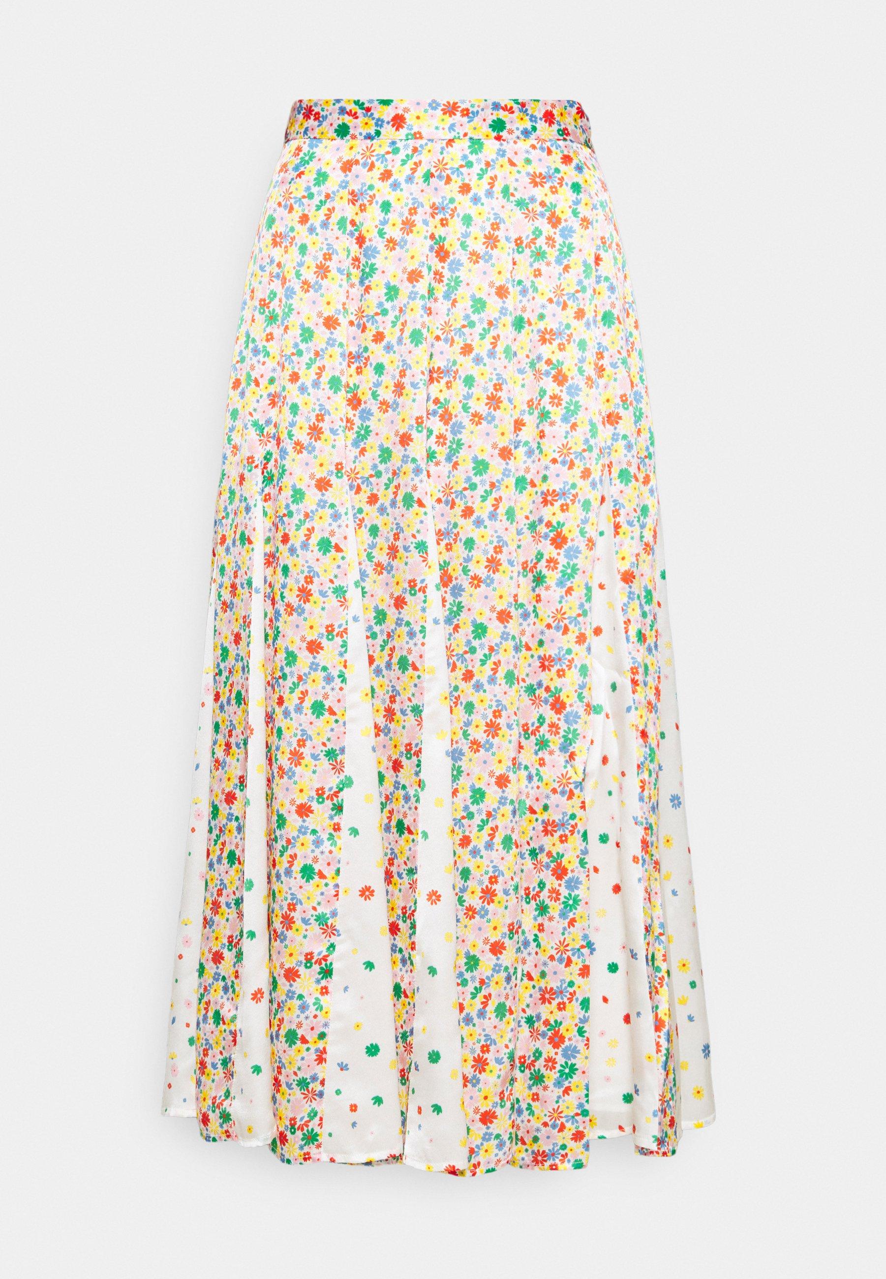 Women AURA  - Maxi skirt - rainbow