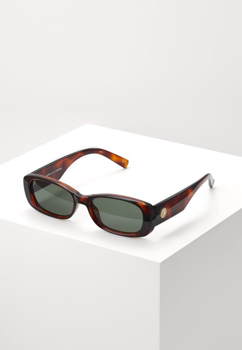 Le Specs - UNREAL! - Sunglasses - toffee tort